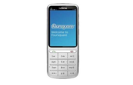 Foursquare completa su app Symbian S40 -Nokia C3 y Nokia X2 entre otros-