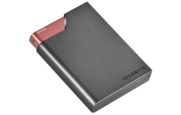 GIGABYTE prepara nuevo mini disco duro portátil de 1,8 pulgadas