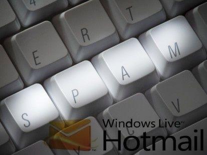 Hotmail: avisa del hackeo de email si te llega spam desde la cuenta de un amigo