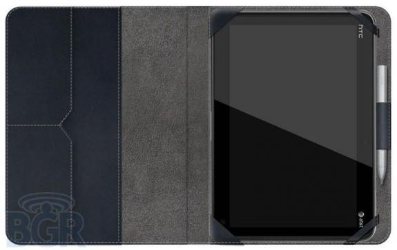 HTC Puccini, tablet Android de 10 pulgadas