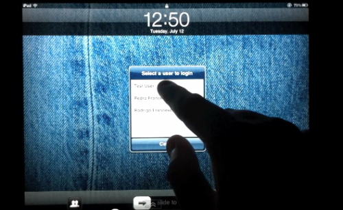 Acceso multiusuario en iPad, iPhone y iPod touch con iUsers -Jailbreak-