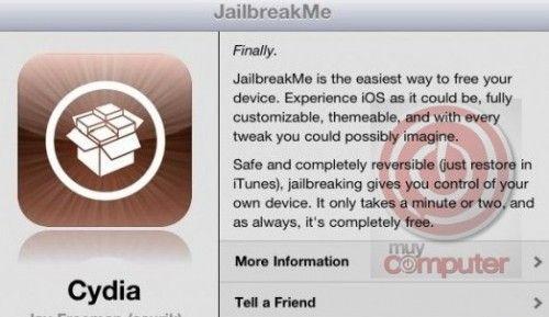 Solución a los problemas de JailbreakMe 3.0 vía Cydia