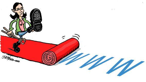 Otro golpe judicial a la SGAE y a Sinde, enlazar no es delito