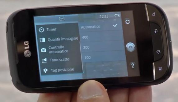 LG Optimus Net, un smartphone Android barato y capaz