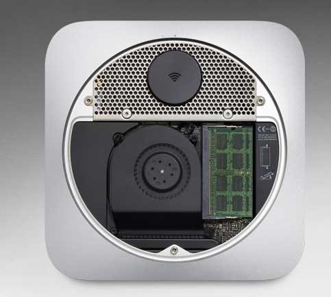 Apple actualiza sus Mac mini con nuevos procesadores, tarjetas gráficas, Thunderbolt y Mac OS X Lion
