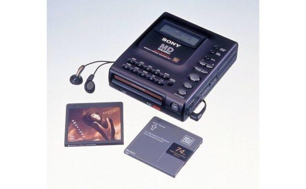 Sony jubilará oficialmente el MiniDisc en septiembre 30
