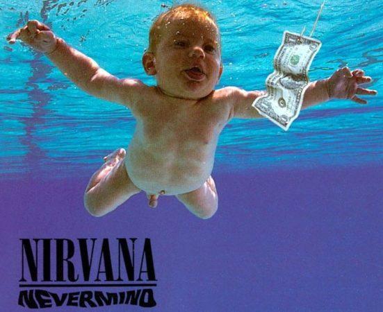Nada de penes en Facebook, ni del niño de Nirvana