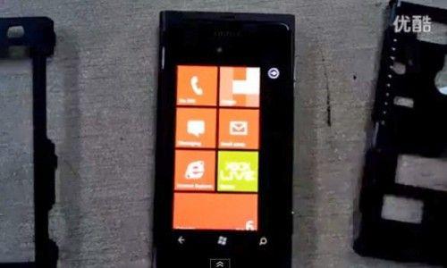 """Filtración en vídeo del próximo Nokia con WP7 Mango: """"Sea Ray"""""""