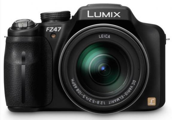 Panasonic Lumix FZ47, 12 mpx, zoom 24x y vídeo FullHD