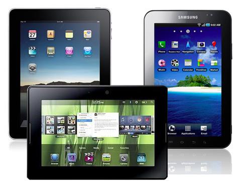 ¿Cuál es el perfil típico del futuro comprador del dispositivo tablet?