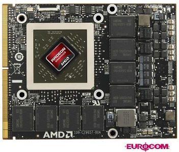 Eurocom ofrece la Radeon HD 6990M para completar el portátil más poderoso del mundo 31