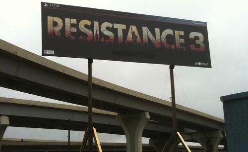 Demo en vídeo de Resistance 3, 30 minutos de juego