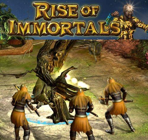 Rise of Immortals, beta abierta gratis