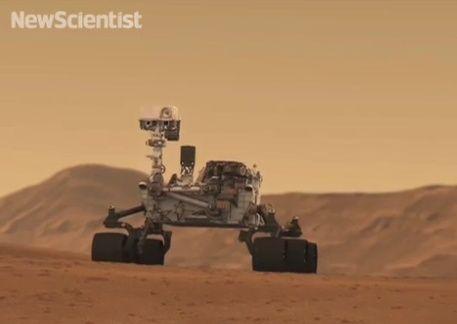Nuevos robots para explorar Marte (vídeo)