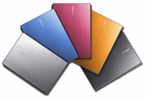 Los Samsung serie 3 también con APUs AMD 30