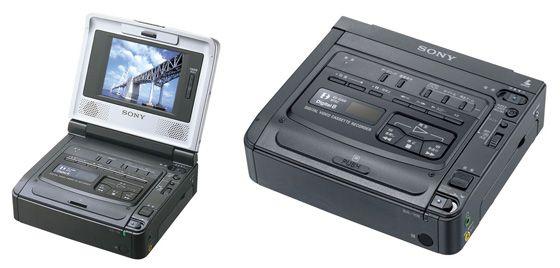 Sony jubila definitivamente el formato de vídeo 8mm