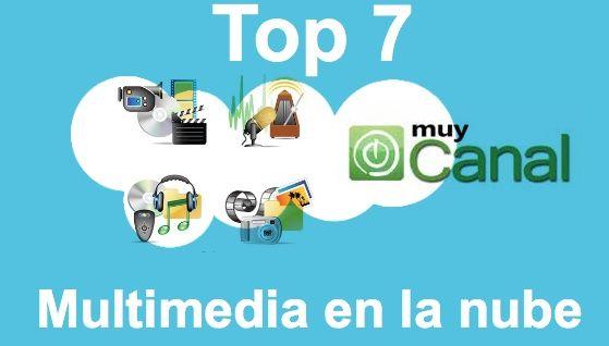 Top 7 aplicaciones en la nube de retoque multimedia: foto, vídeo y audio