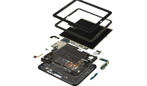 HP Touchpad tiene un coste de fabricación de casi 307 dólares