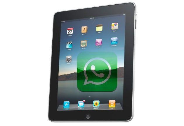 Consigue hacer funcionar WhatsApp en iPad y iPad 2 (sólo modelos 3G) 30