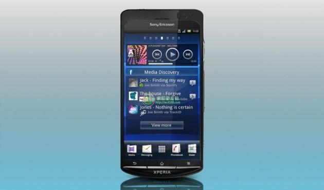 Más datos del futuro smartphone Sony Ericsson XPERIA Duo
