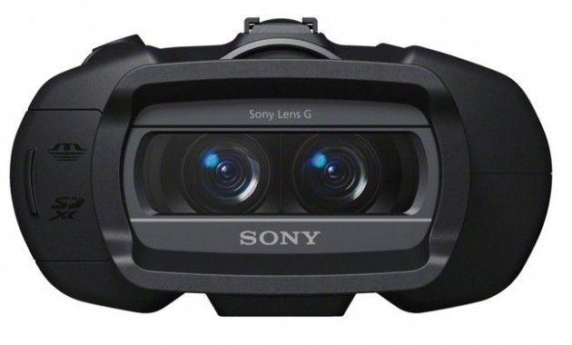 Sony presenta los prismáticos del futuro, DEV-3 y DEV-5 30