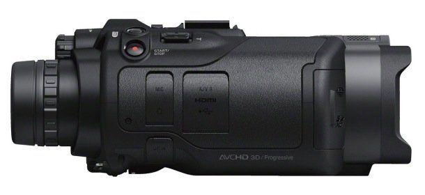 Sony presenta los prismáticos del futuro, DEV-3 y DEV-5 32