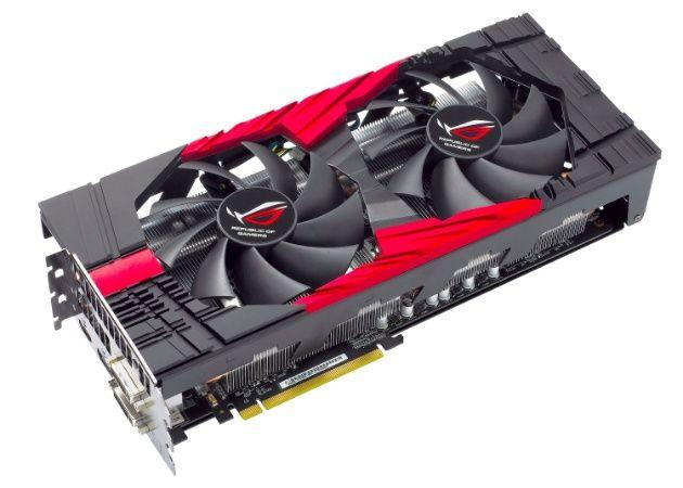 ASUS ROG MARS II, doble GPU GTX 580