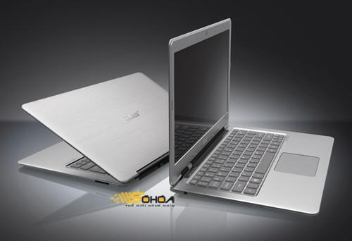 Acer Aspire 3951, lo más parecido a un MacBook Air con Windows