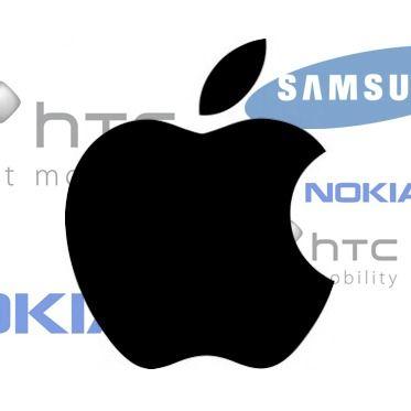 El intrincado mundo de las demandas por patentes móviles -agosto 2011- (infografía)