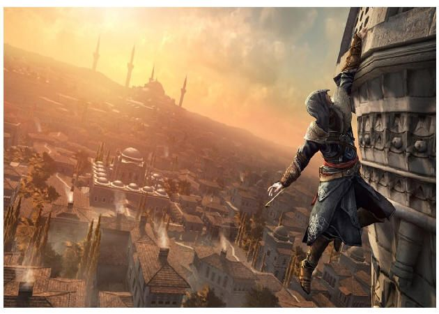 Assassin's Creed Revelations, multijugador en vídeo