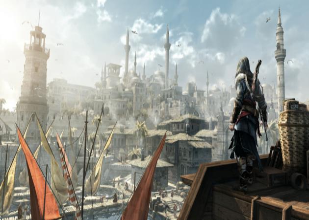 Assassin's Creed Revelations en 10 minutos de vídeo