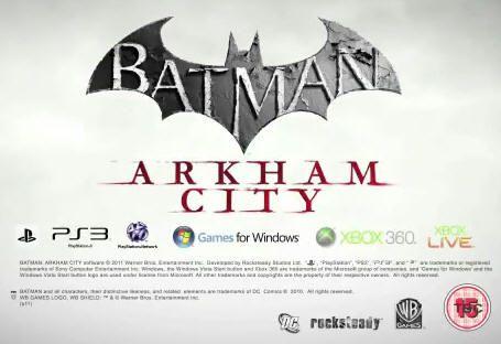 Batman: Arkham City, tráiler HD Joker 31