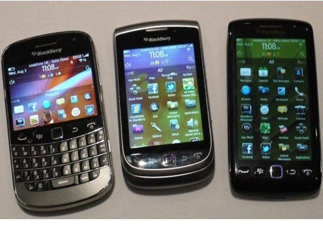 RIM lanzará el mes próximo servicio musical para BlackBerry