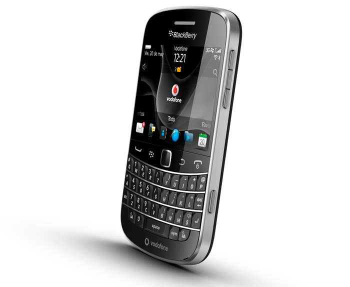 BlackBerry Bold 9900 con Vodafone: precios y tarifas