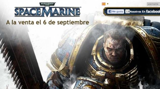 Demo de Warhammer 40.000: Space Marine disponible