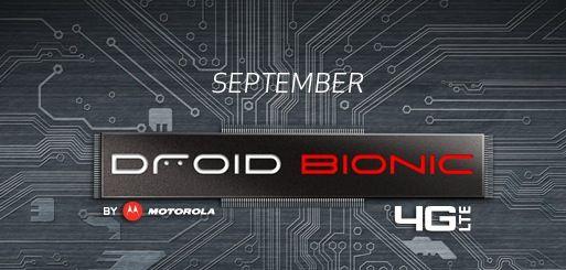 Motorola Droid Bionic el primer fruto tras la compra Google – Motorola