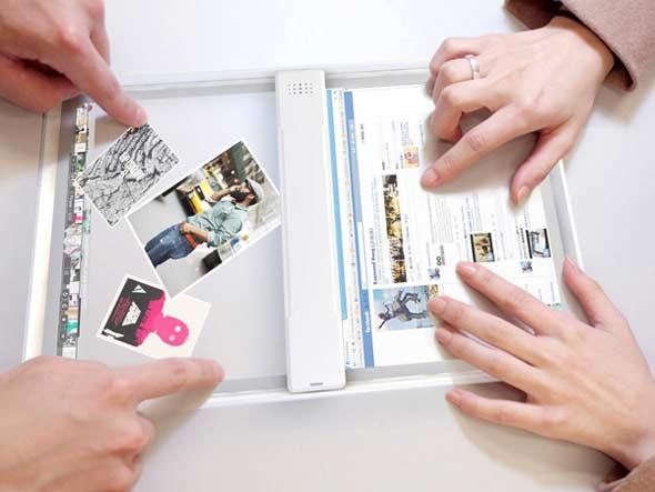 Fujitsu Iris, imaginando el tablet del futuro 31