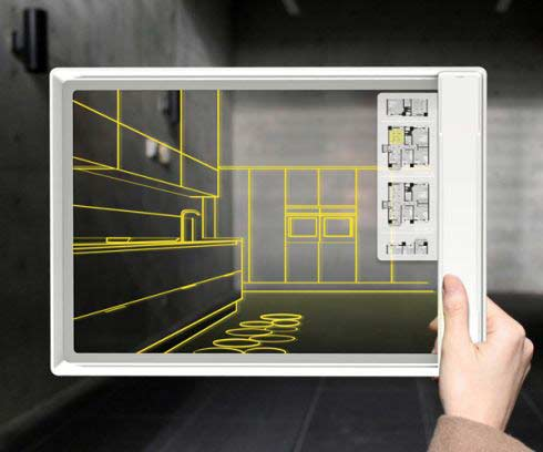Fujitsu Iris, imaginando el tablet del futuro 30
