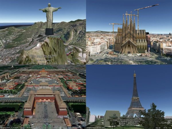 """Google """"Tu Mundo en 3D"""", ya disponible en 16 idiomas 30"""