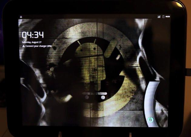 CyanogenMod 7 en el HP TouchPad