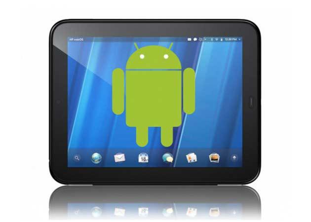 Port Android para HP TouchPad, cuestión de estado 30