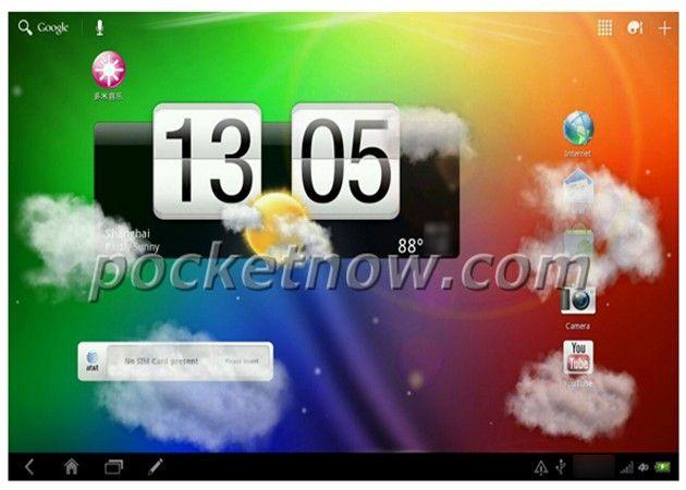 HTC Puccini, más información del tablet Android 4G 31