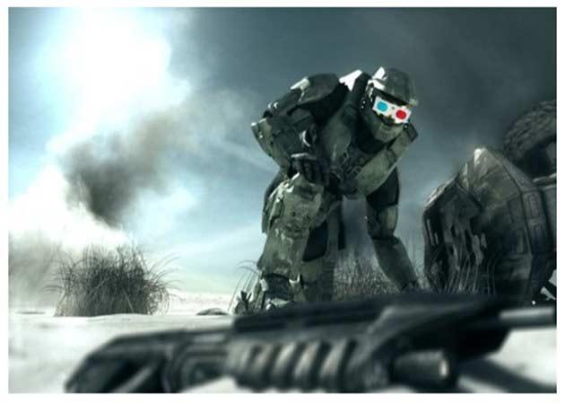 El 3D llegará a Halo en noviembre