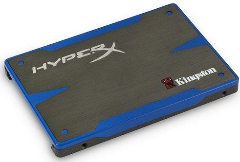 Kingston HyperX SSD 33