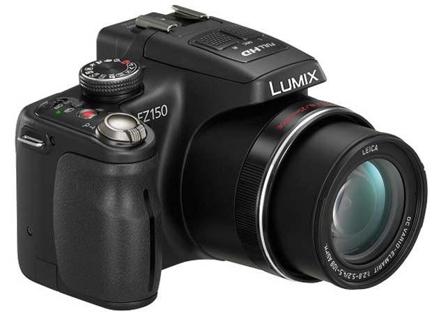 Panasonic anuncia la Lumix FZ150, compacta para exigentes