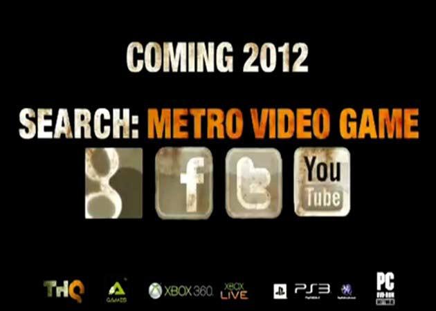 Metro Last Light, doce minutos de gameplay