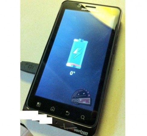 Motorola Droid Bionic, imágenes del superphone LTE