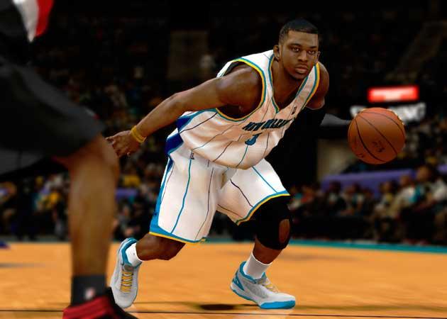 Nuevas capturas de NBA 2K12