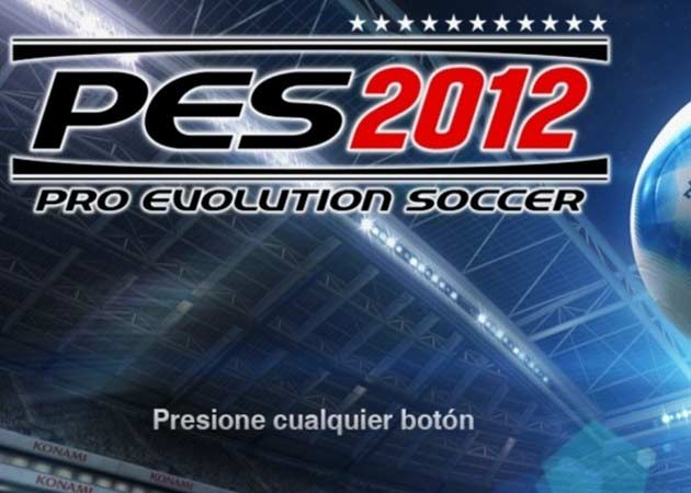 PES 2012 demo jugable