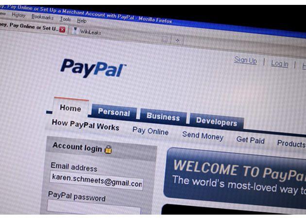 PayPal contraataca, y cede 1.000 direcciones IP al FBI